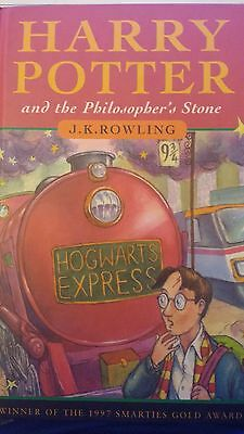 harry potter and the philosopher's stone  1st edition