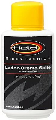 43,80 Eur/Litre - Held Leather Cream Soap - Cleaner and Care - 250ml