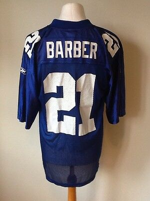 Ny Giants 'barber' Nfl On Field Jersey Bnwt