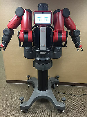 Rethink Robotics - Baxter Collaborative Robot - Only used for 16 mins.