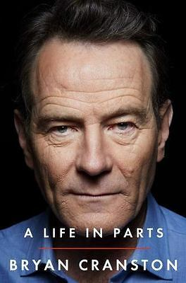 A Life in Parts by Bryan Cranston Hardcover Book (English)