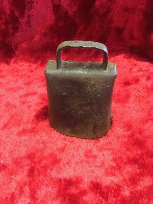 Vintage Metal Small Cow Bell