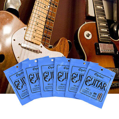1PCS Super Light Great Bright Tone Orphee-RX1/2/3/4/5/6 Electric Guitar Strings