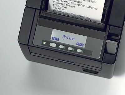 CITIZEN CT-S810 POS thermal printer (network enabled)
