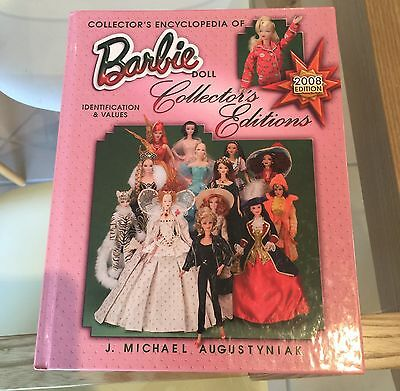 Barbie Doll Toy Vintage Figures Book Guide