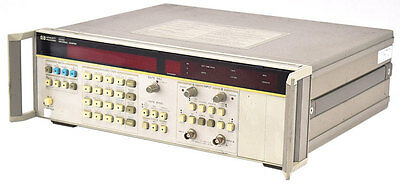 HP Agilent 5335A High-Resolution Benchtop 200MHz GPIB Universal Counter