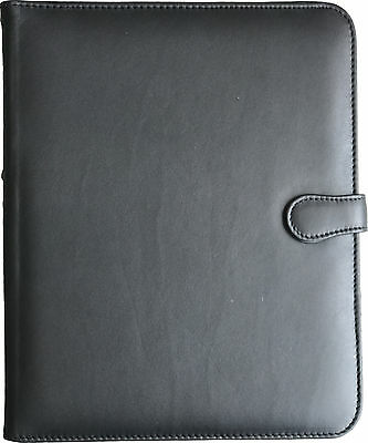 A4 Size Genuine Soft Leather Personal Document organizer planner cover