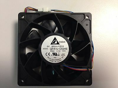 Bitmain Fan for Antminer S5, S5+, S7, S9 RPM 6000