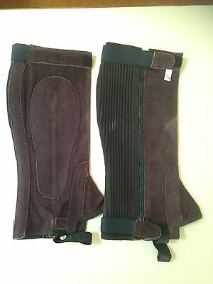 Half Chaps Horse Riding Adult Small