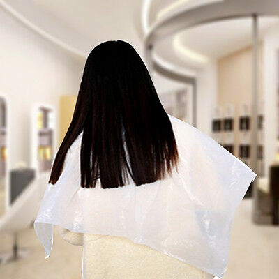 10/50/100pcs Unique Salon Barber Hair Cut Disposable Capes Shawl 100*100cm UC913