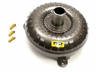 TCI Torque Converter 10 in 3000-3400 RPM Stall Powerglide P/N 741020