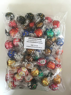 Mixed Lindt Balls 1Kg - 80 Pieces - 15 Flavours -Perfectly Packed