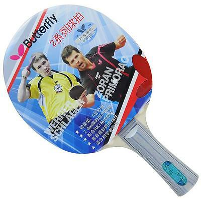 Butterfly Table Tennis Bat / Paddle with Case: TBC-202, TBC202, MELBOURNE