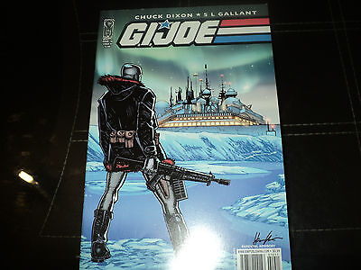 G.I.Joe  Issue 10