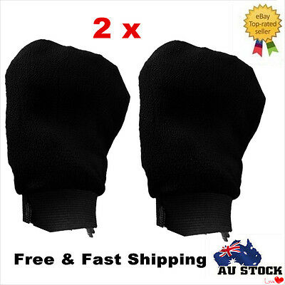 2 x Moroccan Shower Bath MagiC Peeling Glove Exfoliating Tan Removal