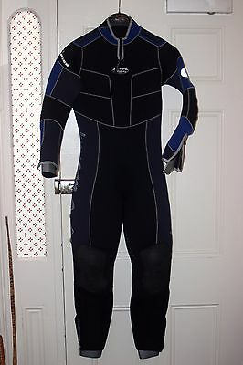 Waterproof Aires 7mm SemiDry Wetsuit - ML/t