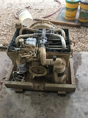 Military Standard, Gasoline, 20 hp Air cooled 84ci, 24V, 4A084-4, Unused