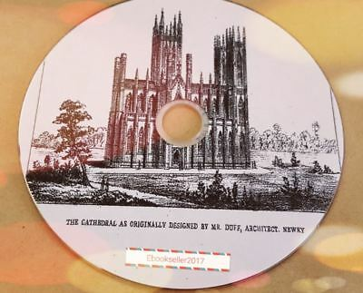 Northern Ireland History & genealogy, in 50 pdf ebooks & kindle formats on disc