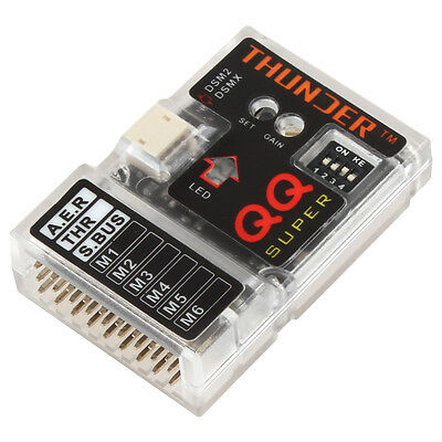 QQ Super Controller W/ Built-in 3-Axis Precise Gyroscope for Multi-rotor Flight