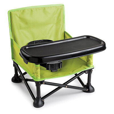 Booster Seat Dining For Eating Table Summer Foliding High Chair Toddler Travel