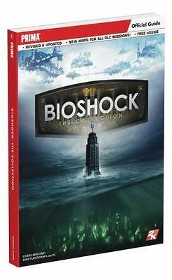 BioShock: the Collection : Prima Official Guide by Doug Walsh (2016, Paperback)