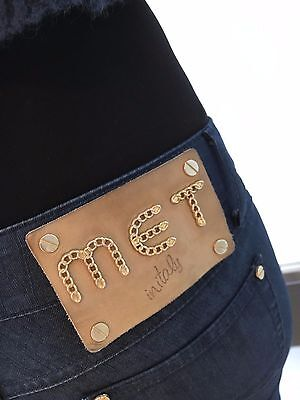Met Jeans 26 40 Vita Bassa Denim Ultra Slim