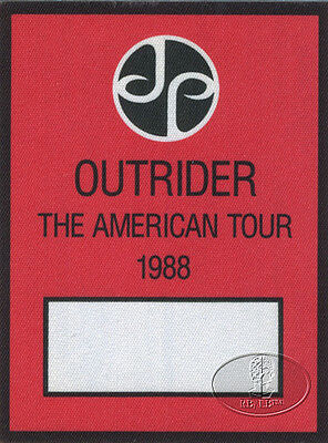 Jimmy Page 1988 Tour Backstage Pass LED ZEPPELIN