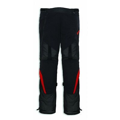 NEW Ducati Summer 2 Trousers SIZE LARGE MENS Black