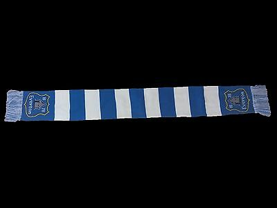 Official Everton FC Football/Soccer Scarf