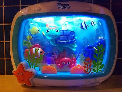 Baby Einstein Sea Dreams Soother Crib Toy - Free Shipping - New Without Box