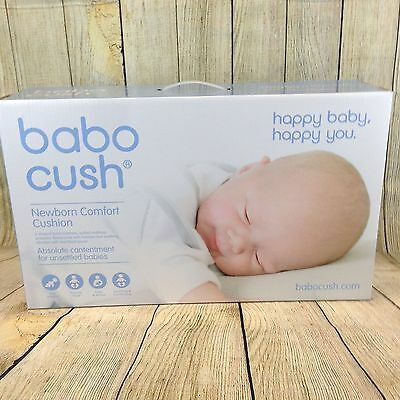 Babo Cush BRAND NEW NEVER OPENED Newborn Cushion Colic or Reflux SOLD OUT