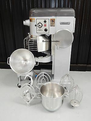 Hobart 40Qt 40 Qt Quart D340 Dough Mixer Pizza Bakery Bread 20 30 60 80