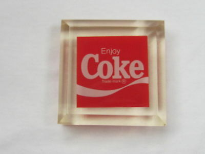 Coca-Cola Paper Weight - BRAND NEW