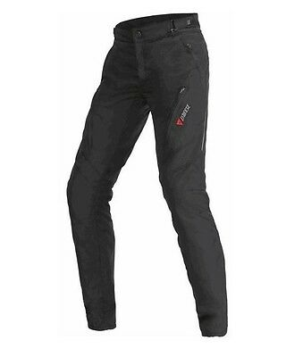 NEW Ducati New Drake Air Tex Pants SIZE EU 48 US 12 WOMENS Black