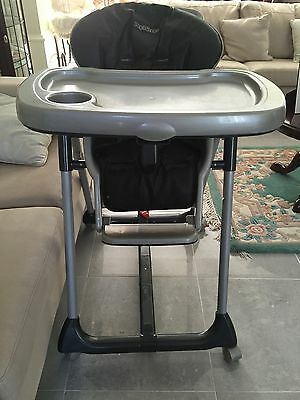Peg Pegero High Chair Will Post Anywhere For $12