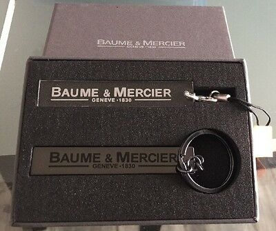 Baume & Merrier Geneva 1930 Key Ring Set-Not Available In Stores-Limited Edition
