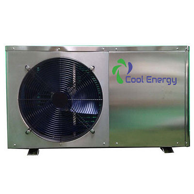 NEW SWIMMING POOL AIR SOURCE HEAT PUMP HEATER 6.5 KW RRP £995 Delivered
