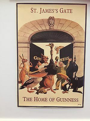 Beer Poster 'My Guiness'