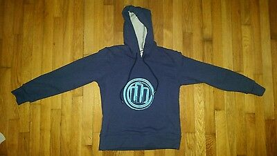 Wow Allianz Blue Hoodie  Boy's/Girls Size L