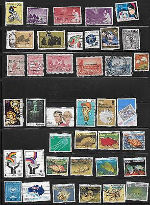 69 ALL DIFFERENT AUSTRALIA LOT- great hole fillers -  Rock Bottom Price