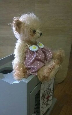 mohair bear shabby chic Artist Bear Please Contact Me For dispatch Time