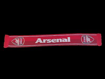 Official Arsenal FC Football/Soccer Scarf