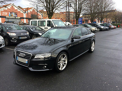 AUDI A4 (IV) 2.0 TDI 143DPF - Ambition Luxe