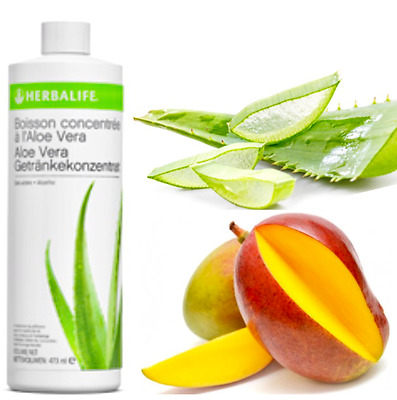 Herbalife Boisson Concentree Aloe Vera 473Ml