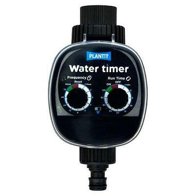 Garden Irrigation Hose WATER TIMER Adjustable Controller Electronic Battery NEW
