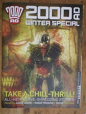 2000ad Winter Special 2014