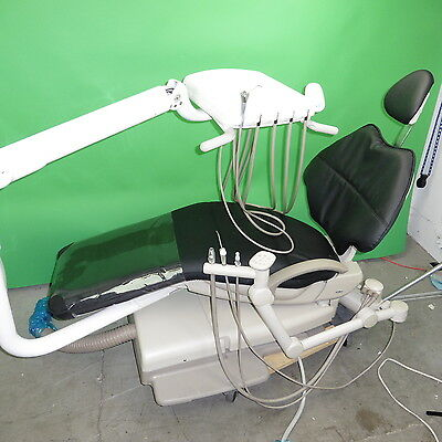 A-dec 511 Dental Chair Package w/ Adec Radius Delivery  FREE BLUE PHASE curing !