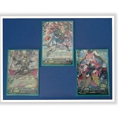 Cardfight!! Vanguard G-CHB03 SP Pack Pale Moon cards