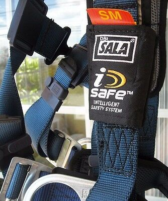 Dbi-Sala,  Exofit Safety Harness # 1110500  Small