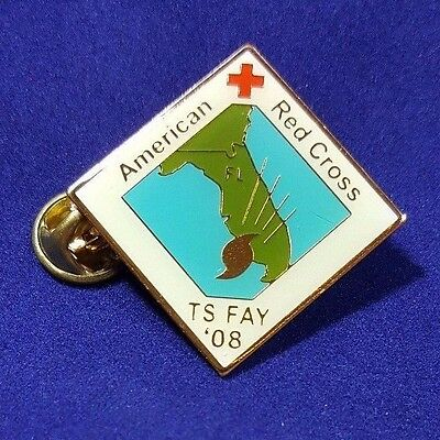 2008, Tropical Storm Fay for the Disaster Services of the American Red Cross
